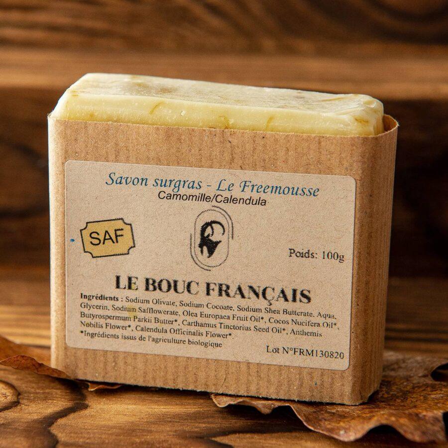 Savon le Freemousse Le Bouc Francais
